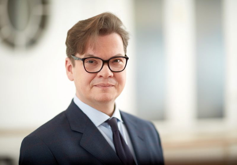 Christoph Neumayer, Generalsekretär der Industriellenvereiniung