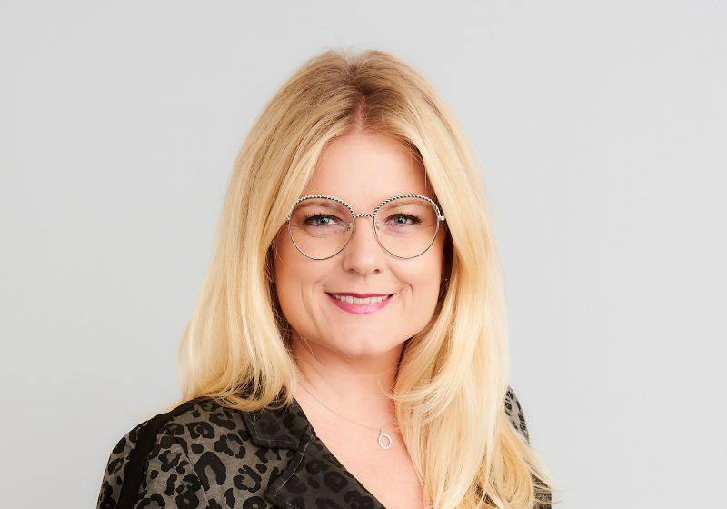 Monica Rintersbacher, Geschäftsführerin der LBA Leitbetriebe GmbH.
