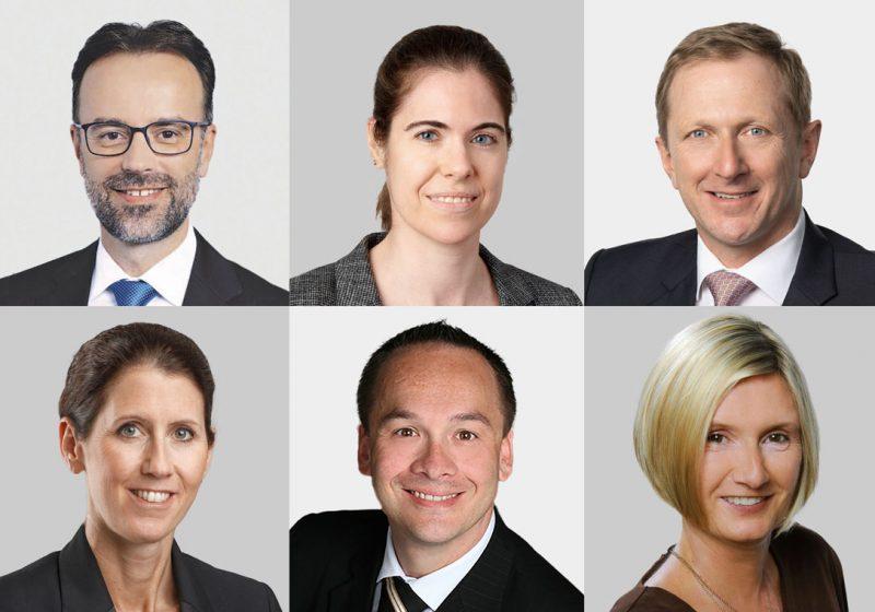 TOP LEADER Ein-, Auf- und Umsteiger. Aktuelle Karriereentwicklungen von Top Leadern.