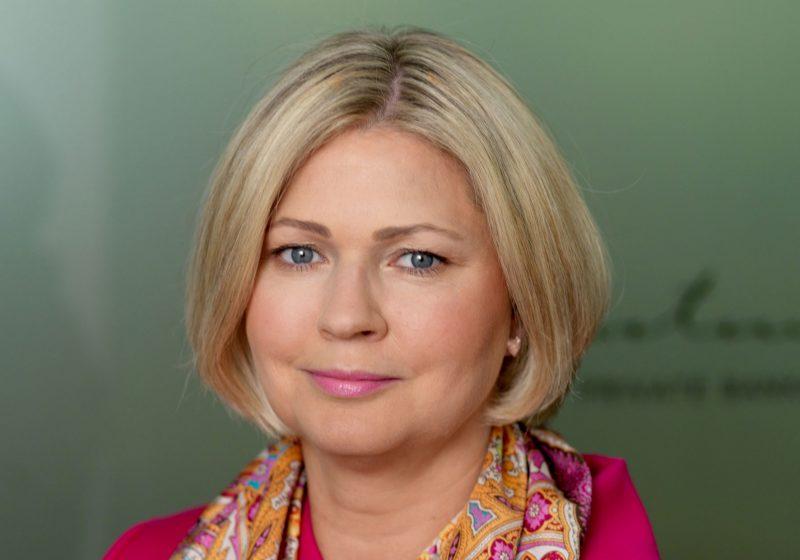 Claudia Figl, stv. Vorstandsvorsitzende des Österreichischen Verbands Financial Planners sowie Partnerin bei der Bank Gutmann.
