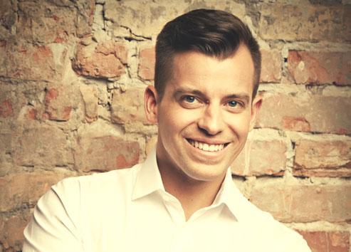 Armin Forstner, Geschäftsführender Gesellschafter von Serrano 99