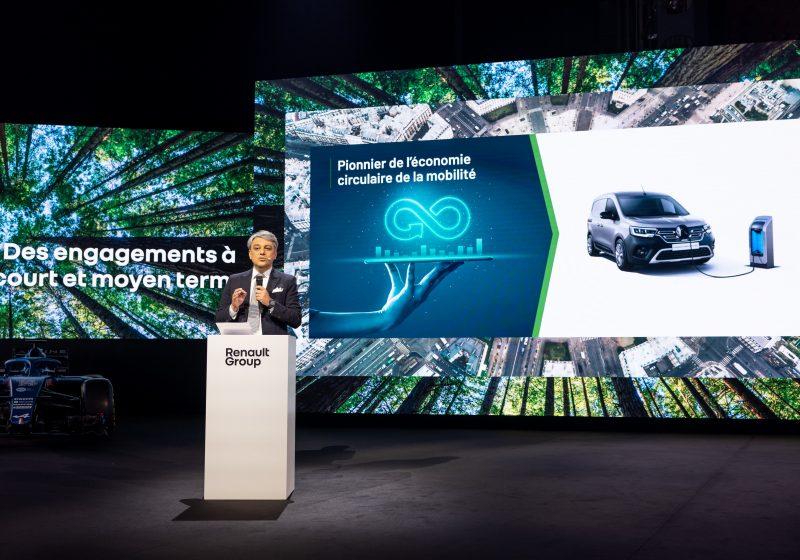 CSR-Strategie Renault Group Luca de Meo