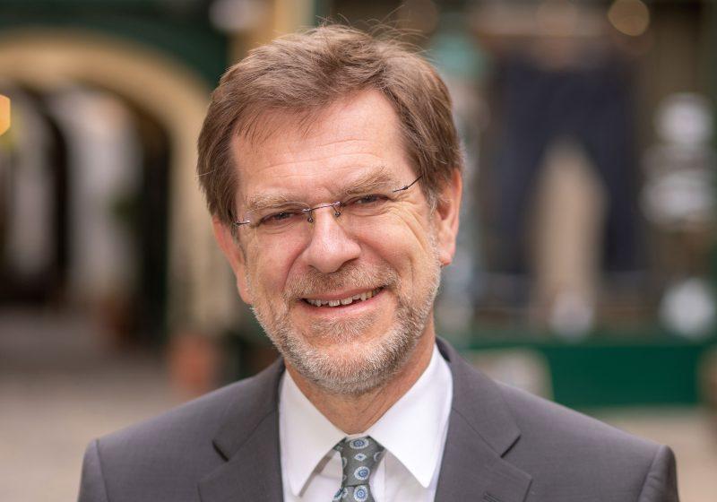 Mag. Andreas Zakostelsky, Bundesvorsitzender des Wirtschaftsforums der Führungskräfte und Generaldirektor der VBV-Gruppe