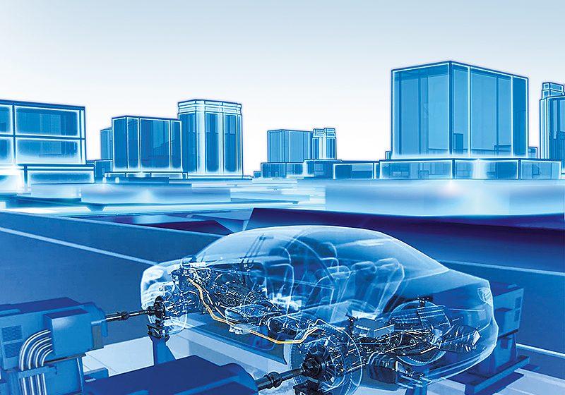 Fahrzeugindustrie unverzichtbare Leitbranche