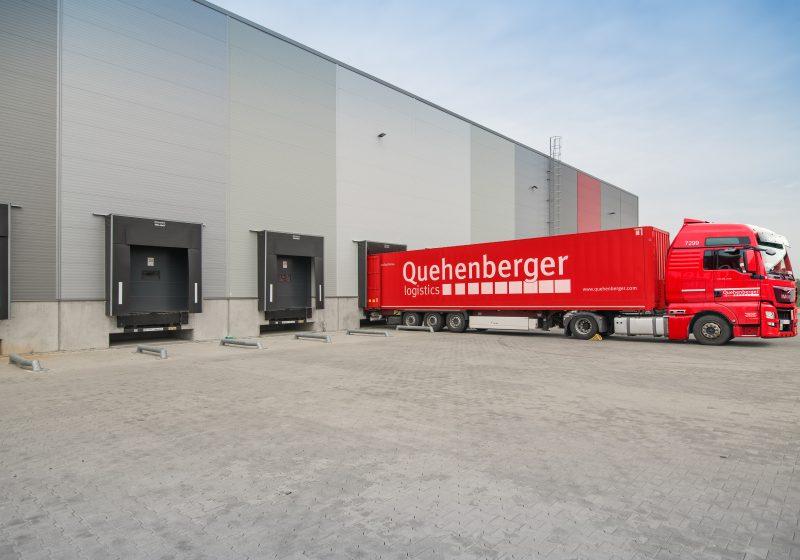 Boom der Logistik-Immobilien Quehenberger