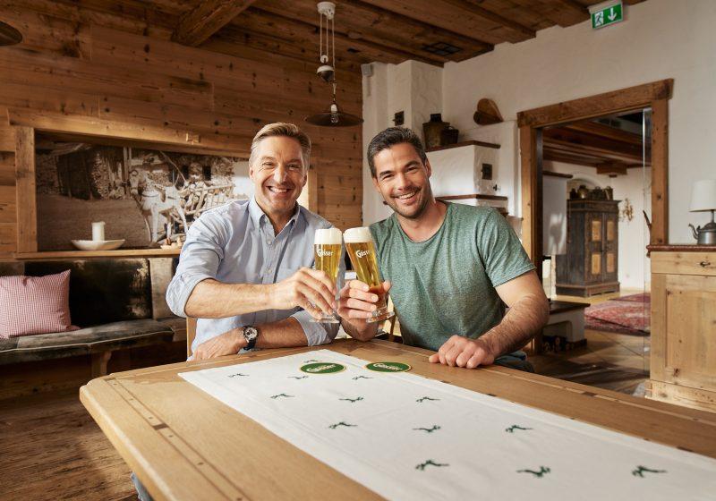 Gösser Bier Wirt