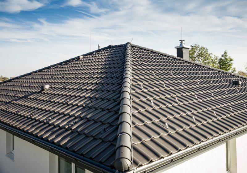 Welche Dachform