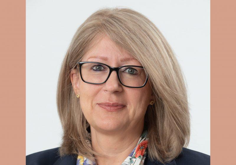 Valerija Karsai, Geschäftsführerin der BUWOG Group GmbH in Österreich