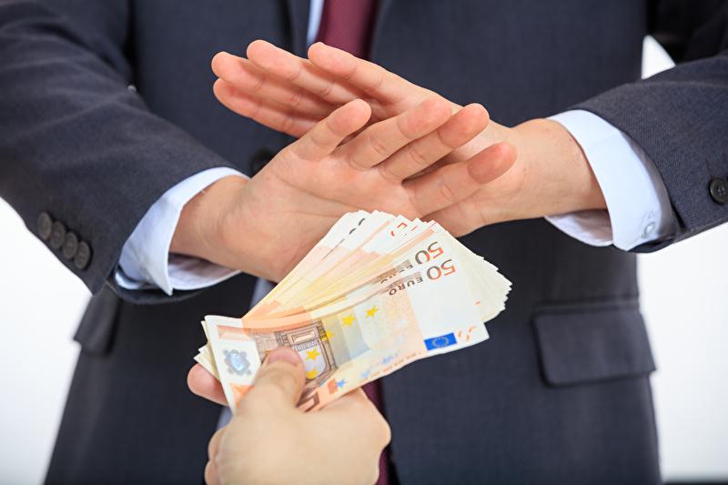 7 Wege Korruption zu verhindern