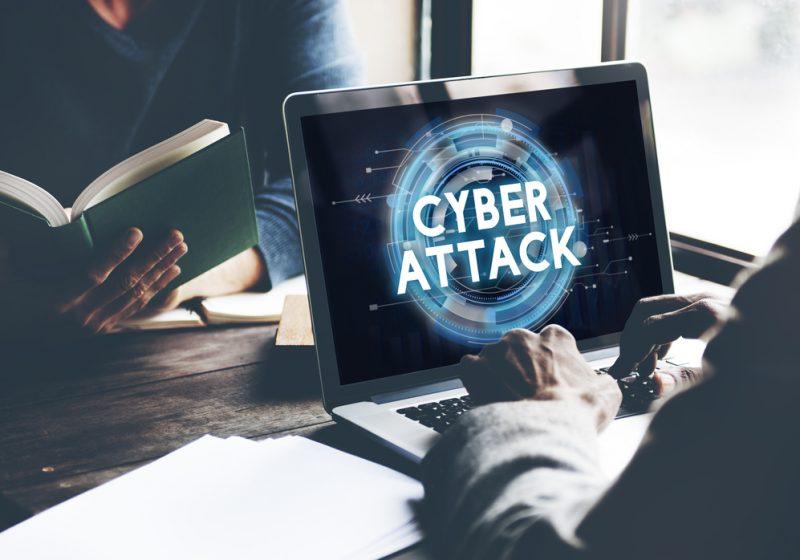 Es kann jeden treffen Cyberattacke