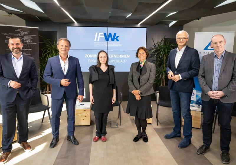 Unternehmen stehen besser da als vor Corona Internationales Forum für Wirtschaftskommunikation IFWK