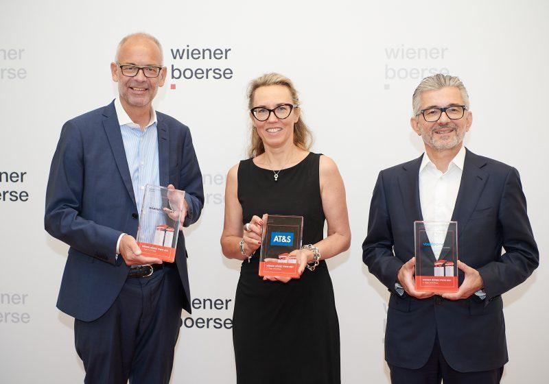 Wiener Börse Preis 2021 Wienerberger