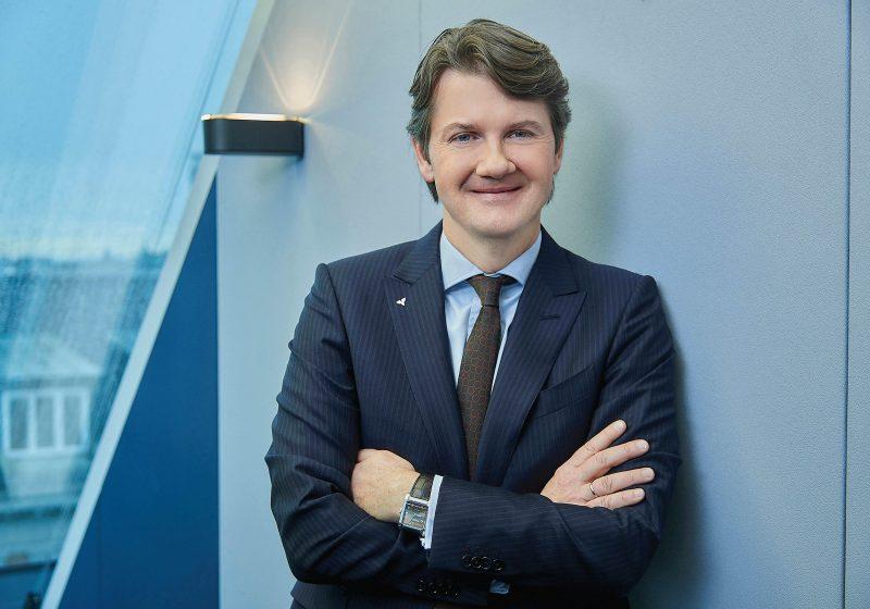 Volksbank UnternehmerInnen-Studie 2021 Gerald Fleischmann