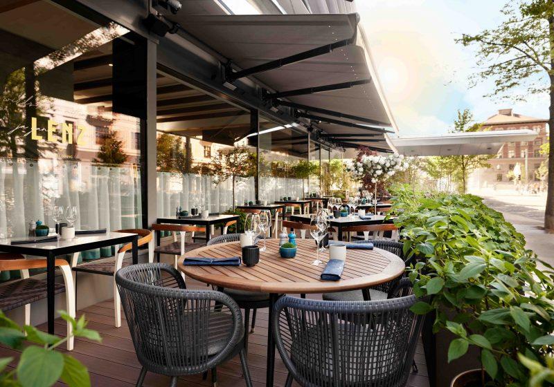 Hilton Hotels & Resorts Lenz Restaurant