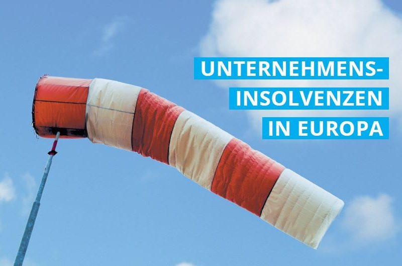 Unternehmensinsolvenzen in Europa 2020 Creditreform