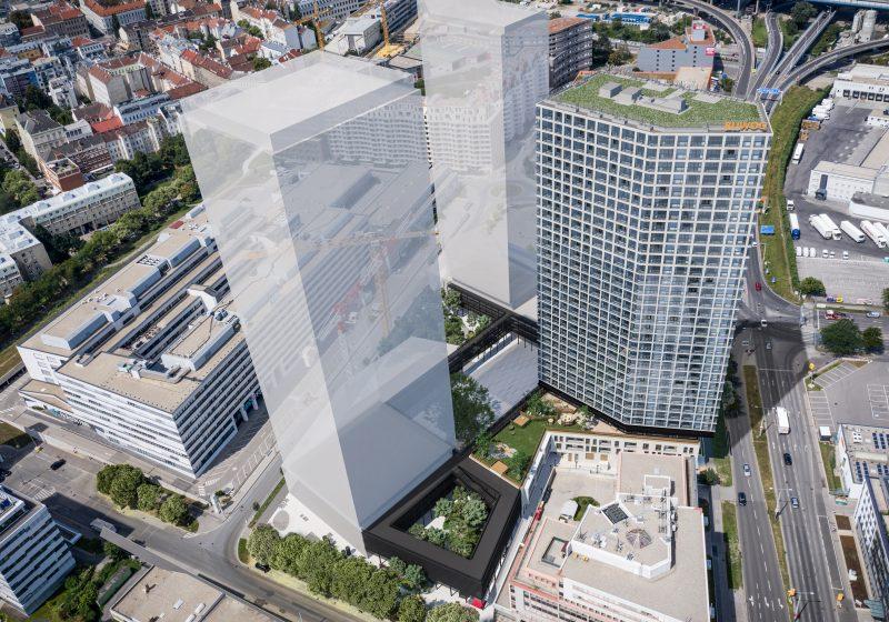 HELIO TOWER Wiens neuer Lifestyle Hotspot