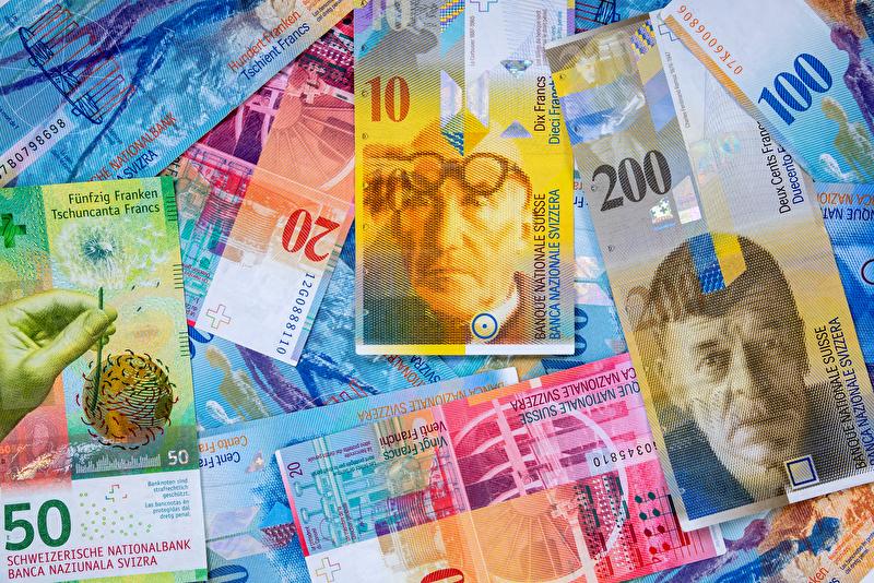 Ein Blick auf den Schweizer Franken