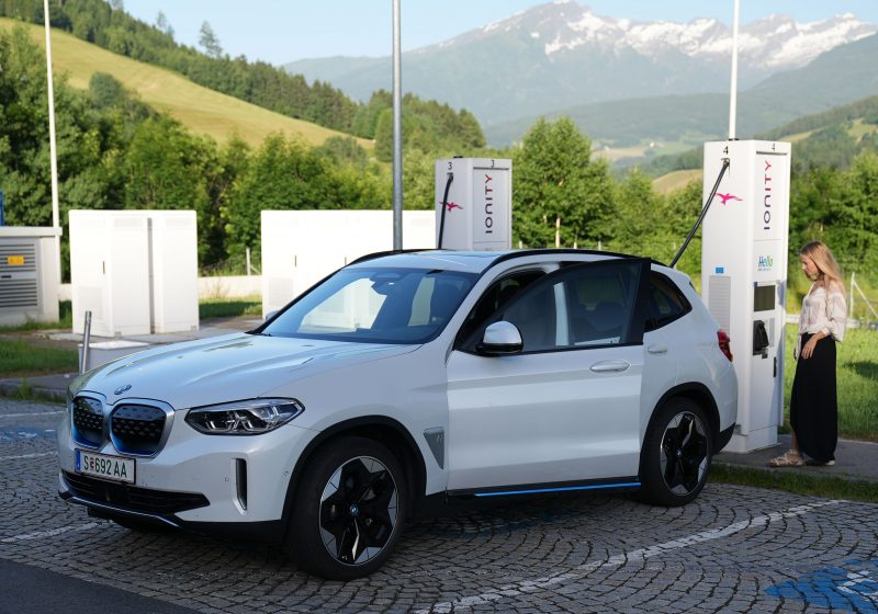 BMW iX3 fahrfreude cc