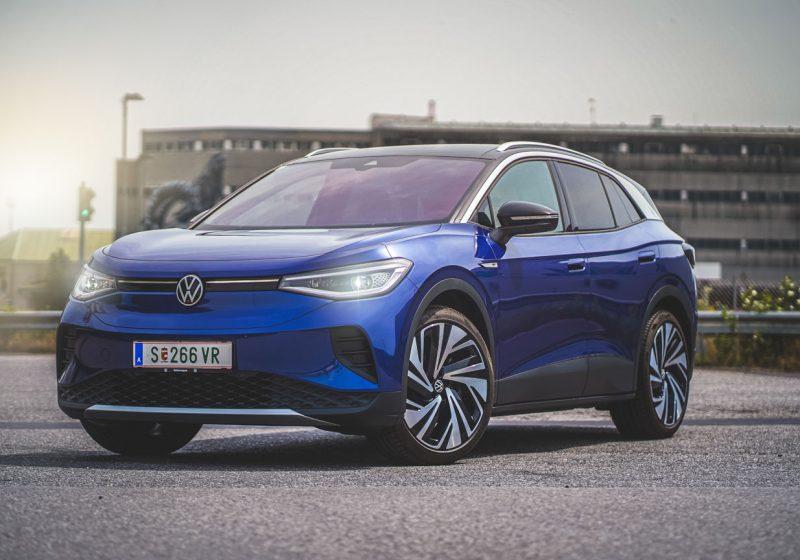 VW ID.4 fahrfreude