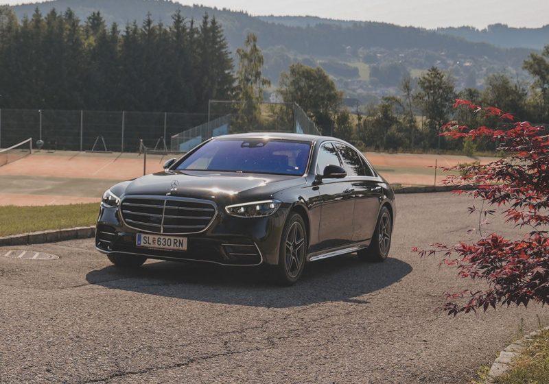 Mercedes S 500: In der Ruhe liegt die Macht fahrfreude