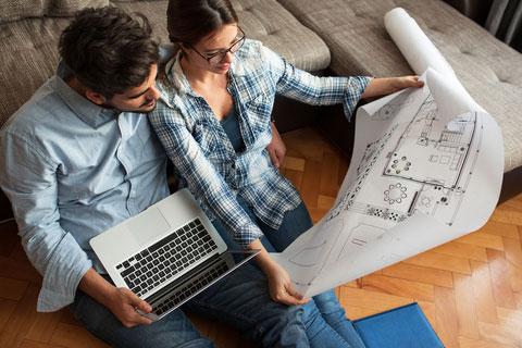 GfK Stimmungsbarometer: Immobilien boomen als Anlageform