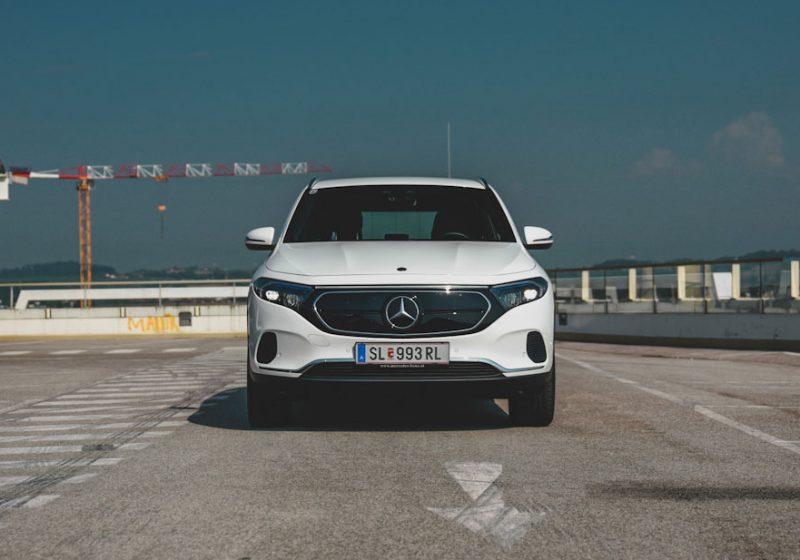 Der Mercedes EQA