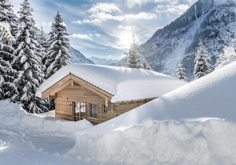 Ein Hideaway im Lechtal Benglerwald Berg Chaletdorf