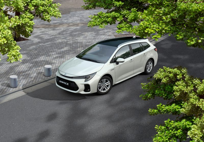 Suzuki SWACE Holiday Edition