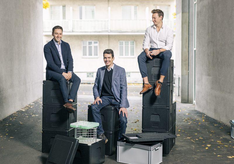 "Greiner zieht erste Beteiligung an Wiener Start-up ""temprify"" an Land"