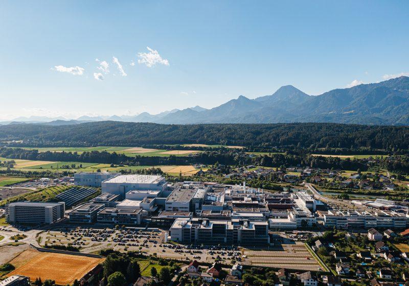 """Heimisches Forschungsprojekt """"H2Pioneer"""" Infineon Austria"""