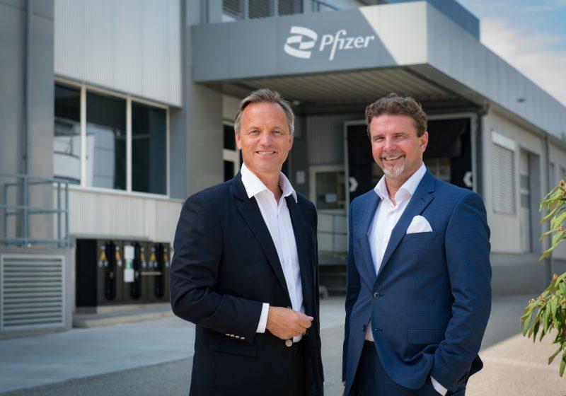 Pfizer – das familienfreundlichste Unternehmen der Branche kununu