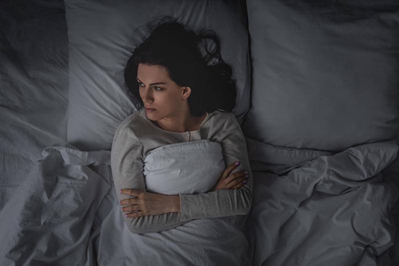Schlaflosigkeit nicht auf die leichte Schulter nehmen MedUni Wien