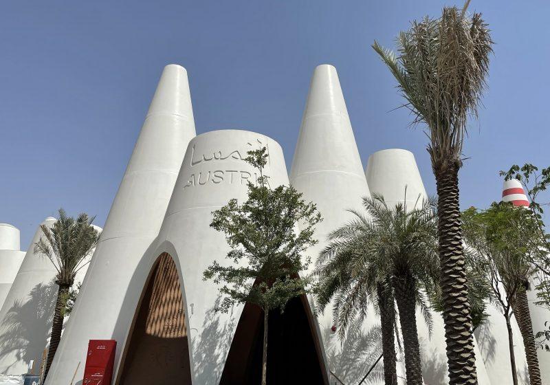 Österreichischer Entwicklungs- und Forschergeist erobert Dubai Expo 2021 2022
