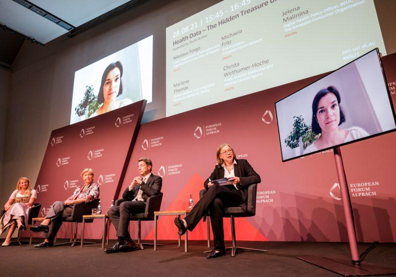 Nachhaltiges Gesundheitswesen: Real World Data liegen brach Alpbach