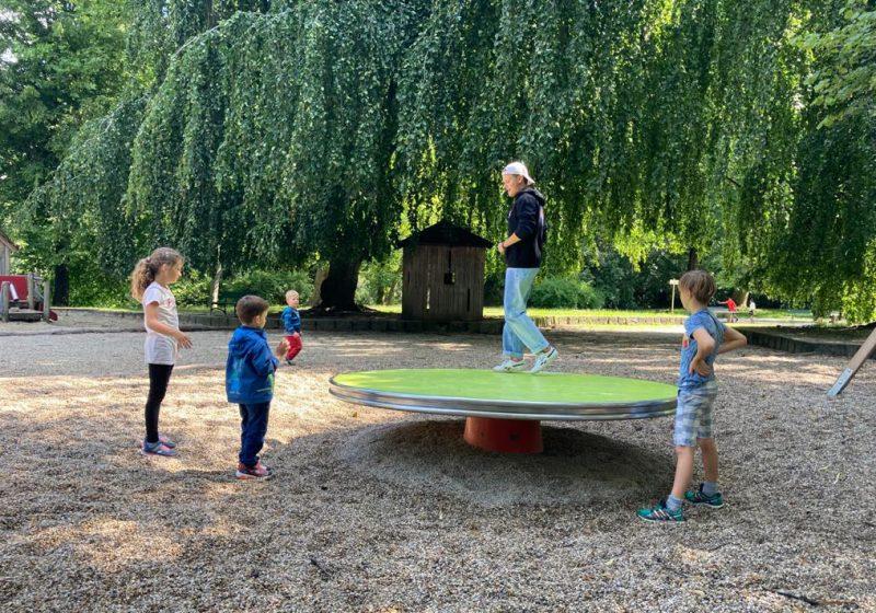 Maschinenring punktete mit Ferienbetreuung für Kinder