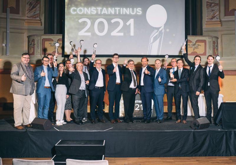 Constantinus Award 2021 holt Österreichs Berater vor den Vorhang