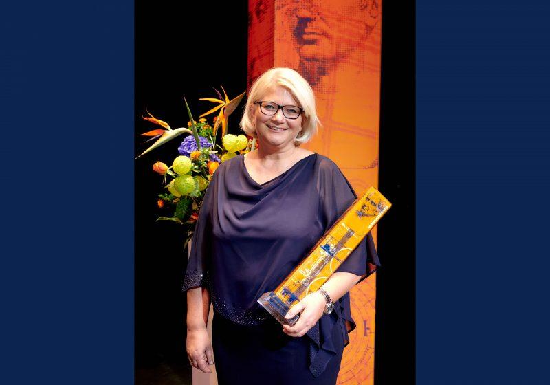 """Astrid Grantner ist """"Immobiliendienstleisterin des Jahres"""" Ehl Immobilien"""