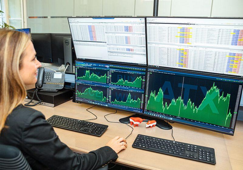 Börsenumsätze profitieren vom Allzeithoch am österreichischen Aktienmarkt Wiener Börse