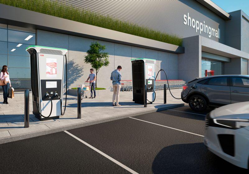 ABB bringt weltweit schnellste Ladestation für Elektrofahrzeuge auf den Markt